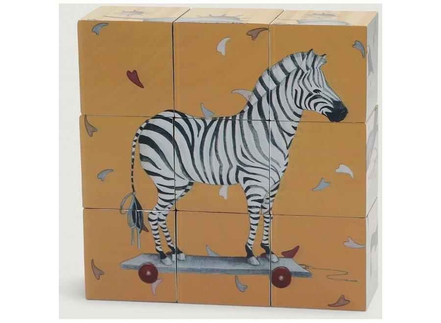 Copy of Konges Slojd - Block Puzzle