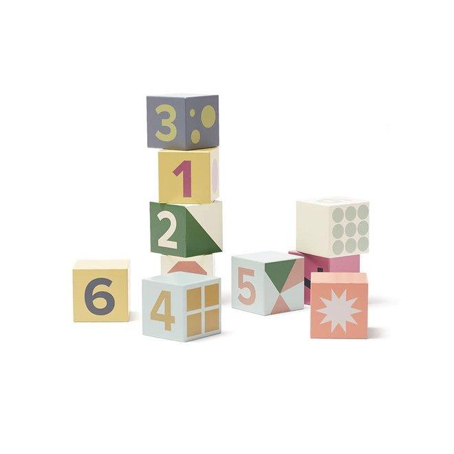 Geboortelijst Sofie - Kids Concept - Cubes Edvin