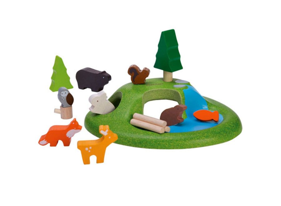 Plan Toys - Animal Set
