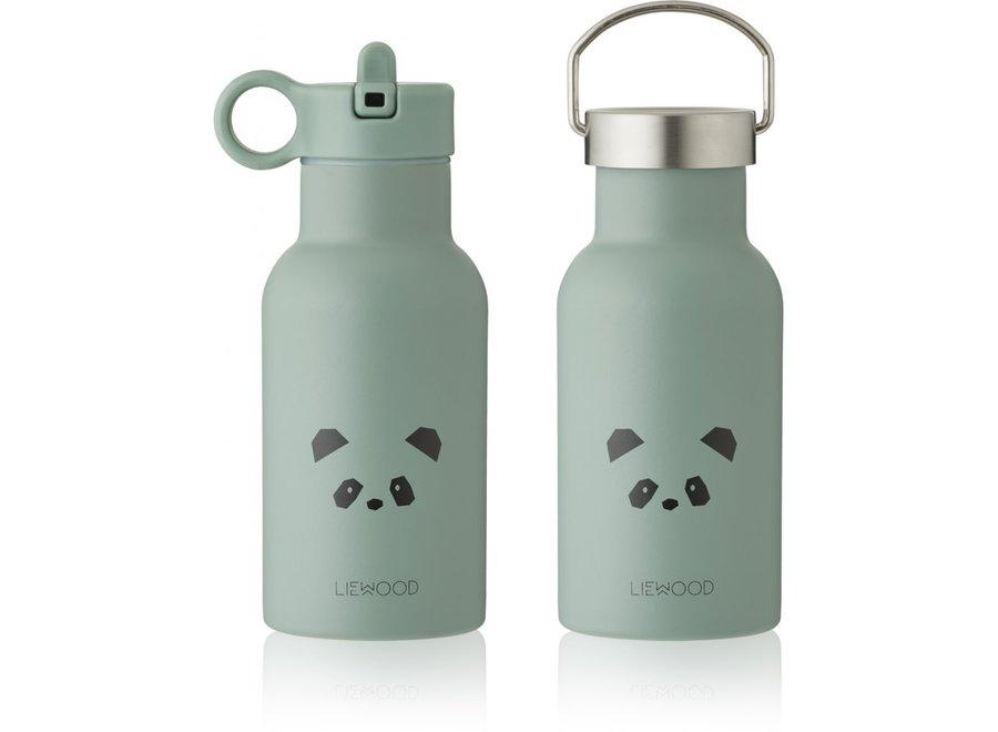 Liewood - Anker Bottle - Panda Peppermint