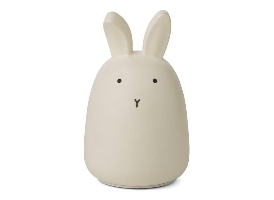 Liewood - Winston Night Light - Rabbit creme de la creme