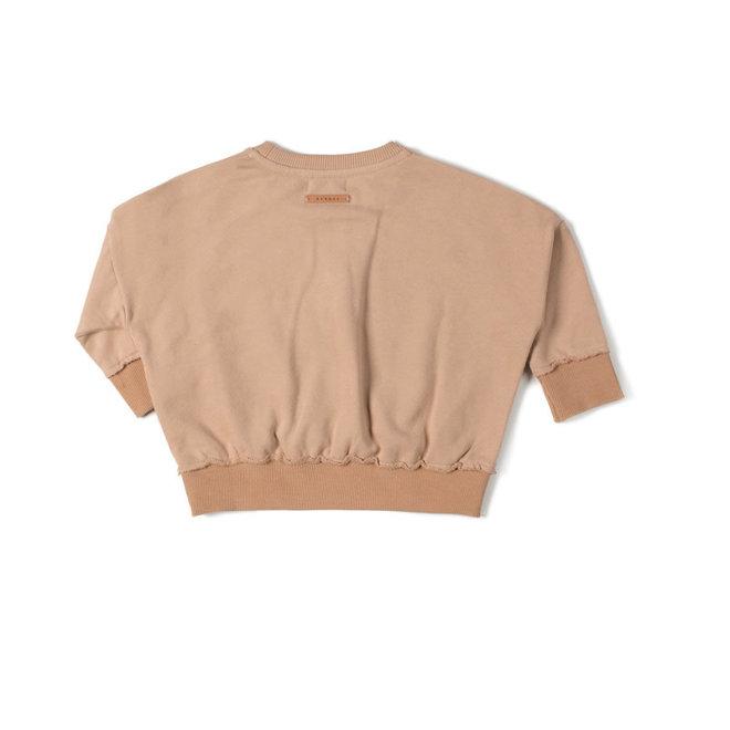 Nixnut - Loose sweater Nude