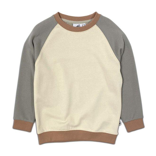 Cos I Said So - Color Block Sweater - Multicolor