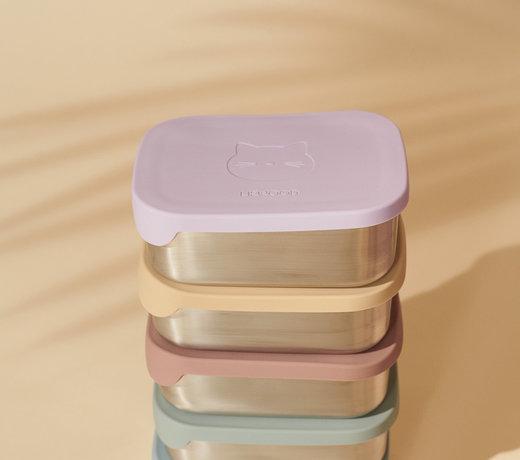 Brooddoos en snackbox