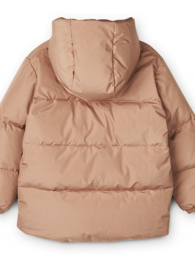 Liewood - Palle puffer jacket Tuscany rose