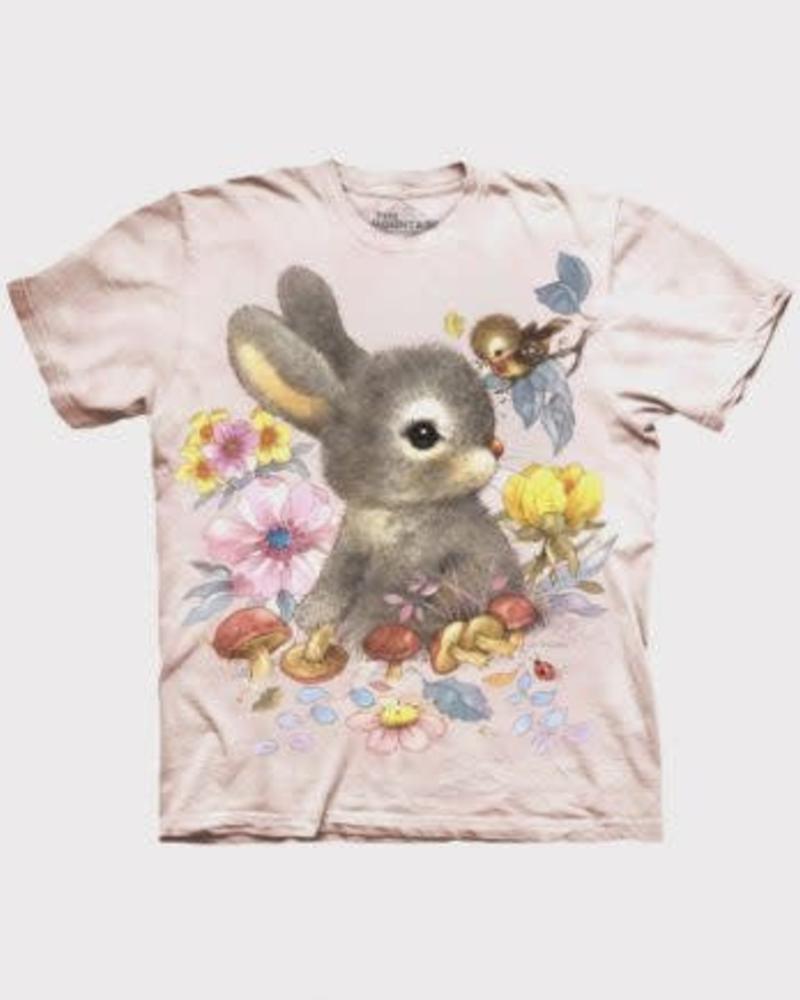 T-Shirt, Babykonijn 2-4 jaar