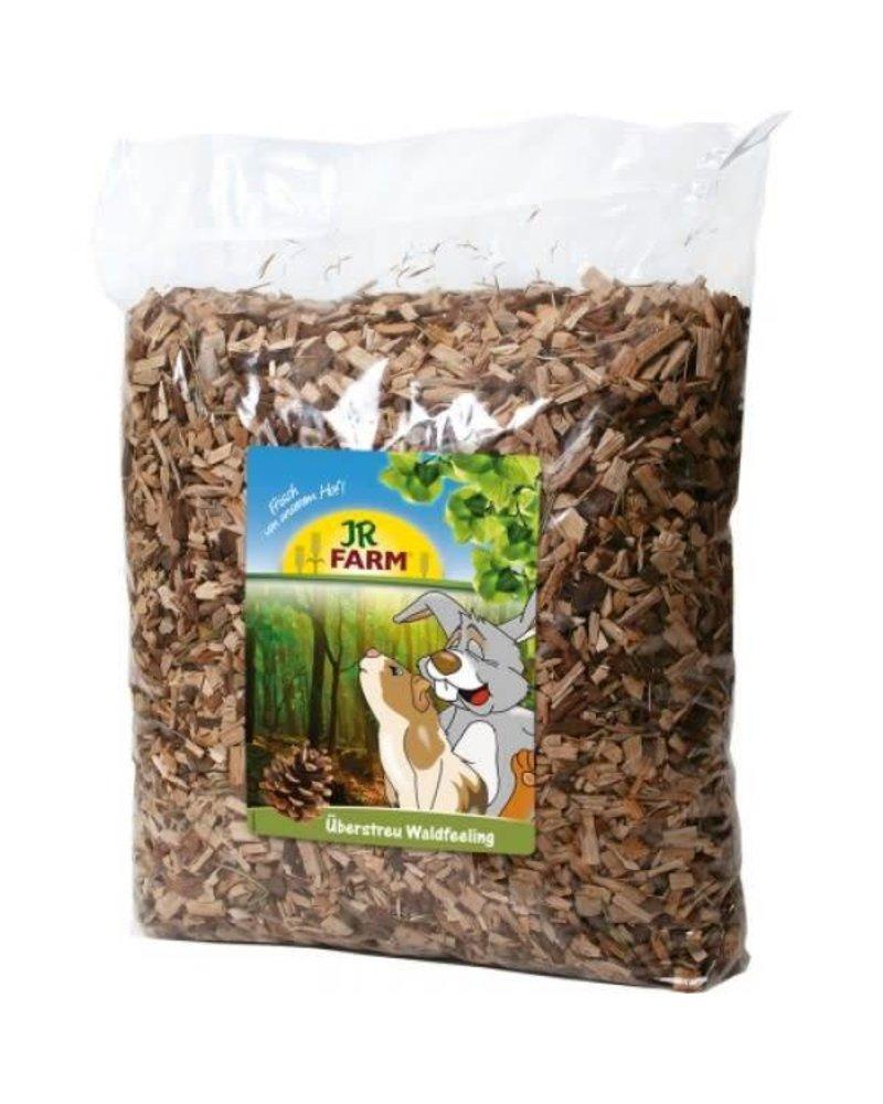 JR FARM JR-Farm FUN Bedekking! Bosgevoel, Zomergevoel en Boerenerf