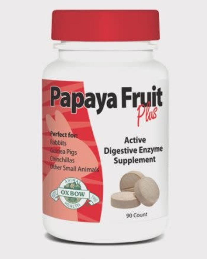 Oxbow Oxbow, Papaya Fruit Plus