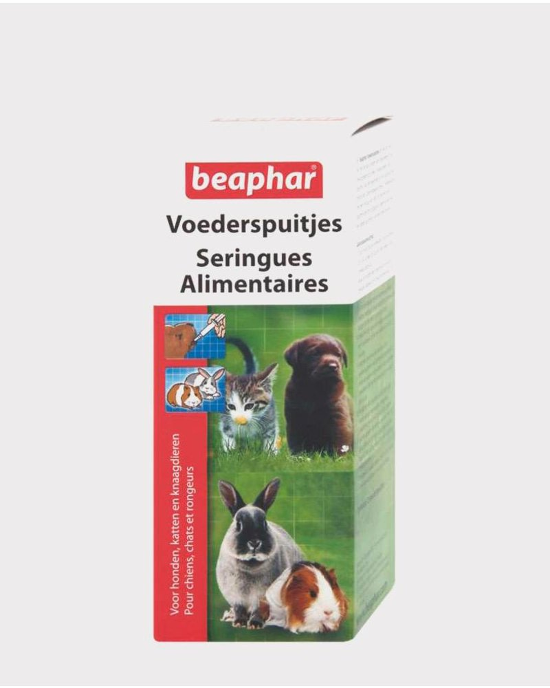 Beaphar Beaphar Feeding Syringes