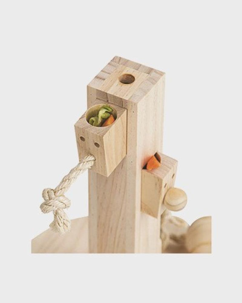 Thinking and Learning Toy Feedtree