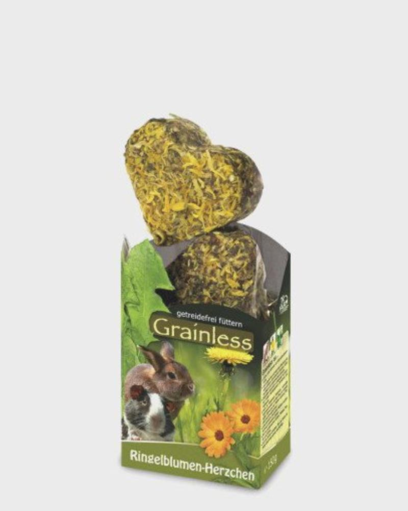 JR-FARM Jr-Farm Grainless Little hearts – Marigold
