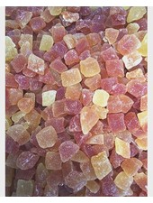 Cubes de papaye 100 gr - 1kg