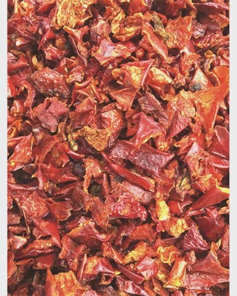 Paprika rood: kl. gewicht