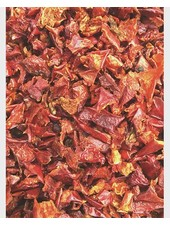 Paprika rood: gr. gewicht