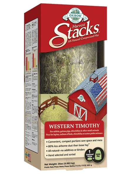 Oxbow Harvest Stacks - Western Timothy
