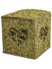 JR FARM Cube de foin avec vers de farine
