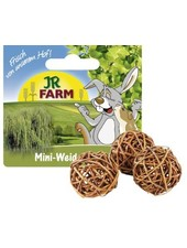 JR-FARM Mini Wicker Play Balls