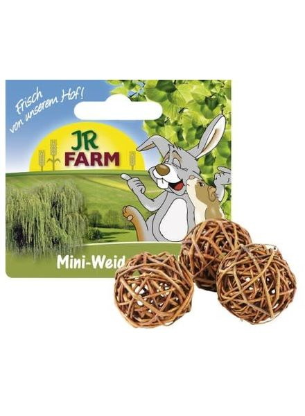 JR FARM Mini Wicker Play Balls