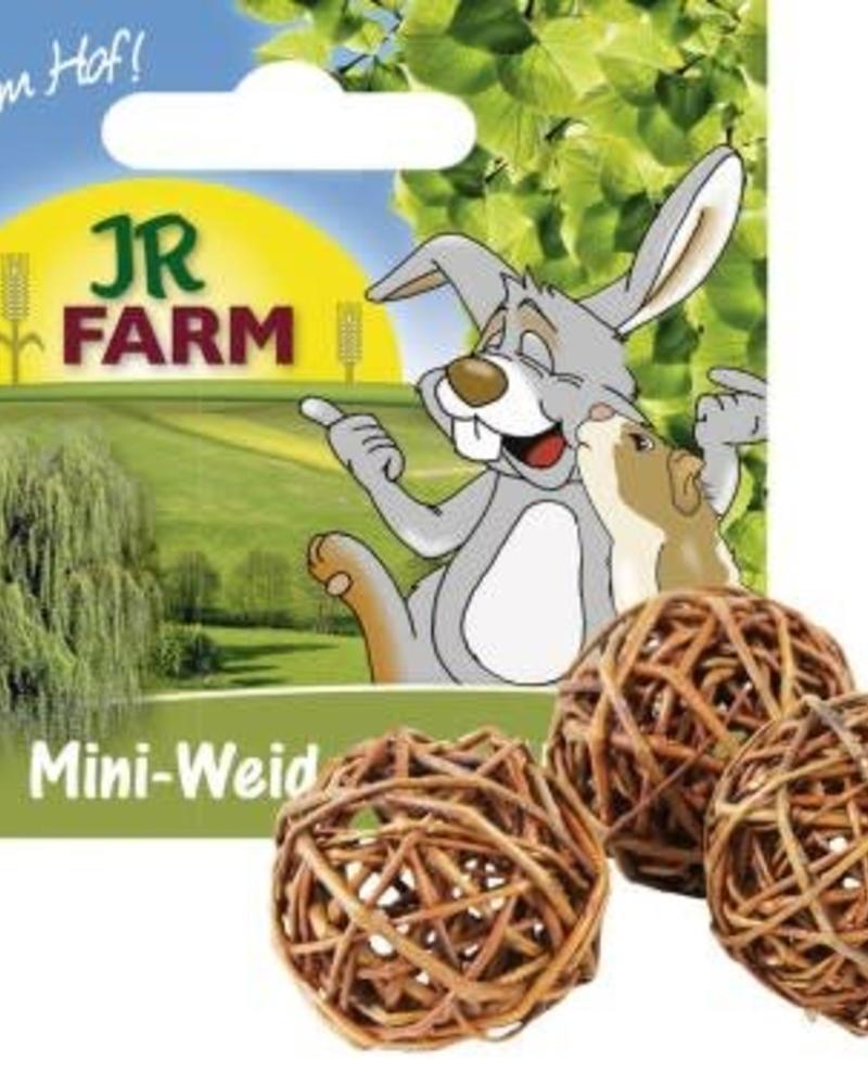 JR FARM JR-Farm Mini wilgenballetjes, 3 stuks