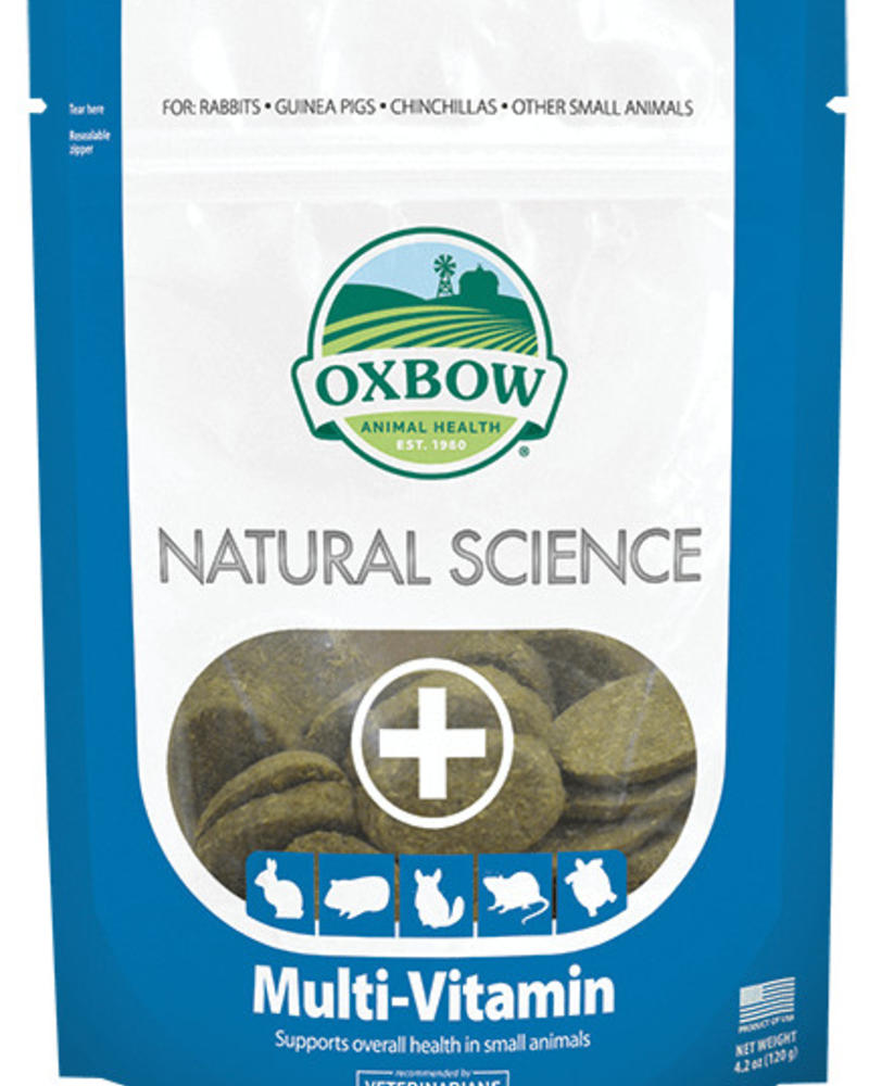 Oxbow Oxbow Natural Science - Complément Alimentaire Multi Vitamines