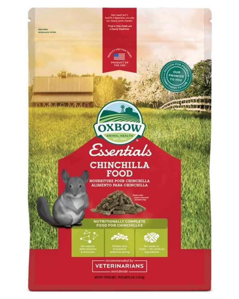 Oxbow Oxbow Essentials Chinchilla food