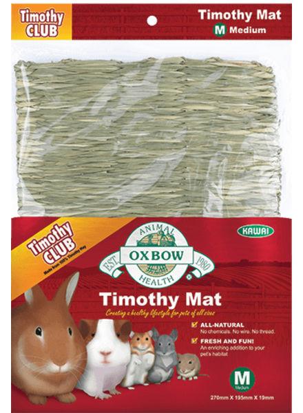 Oxbow Timothy mats