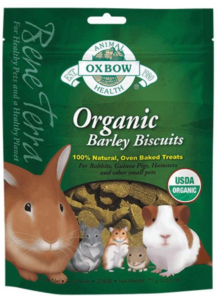 Oxbow Oxbow, Organic barley biscuits