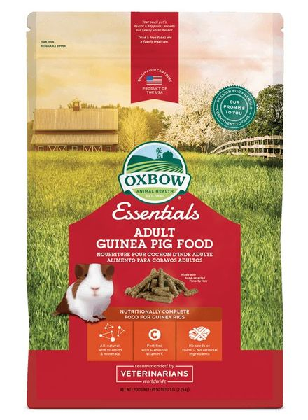 Oxbow Essentials guinea pig food 2,25 kg