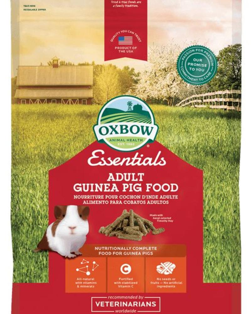 Oxbow Oxbow, Essentials cavia voeding, 2,25 kg