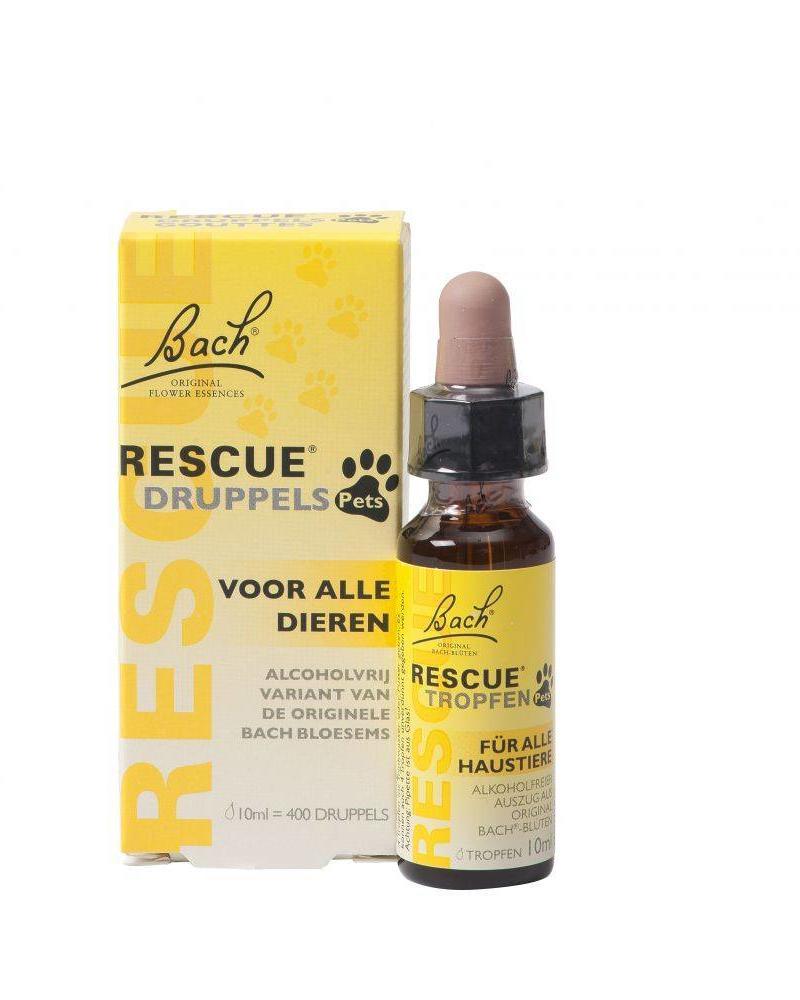 Bachbloesem Rescue voor dieren