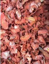 Carrot chips 1.5 kg - 15kg