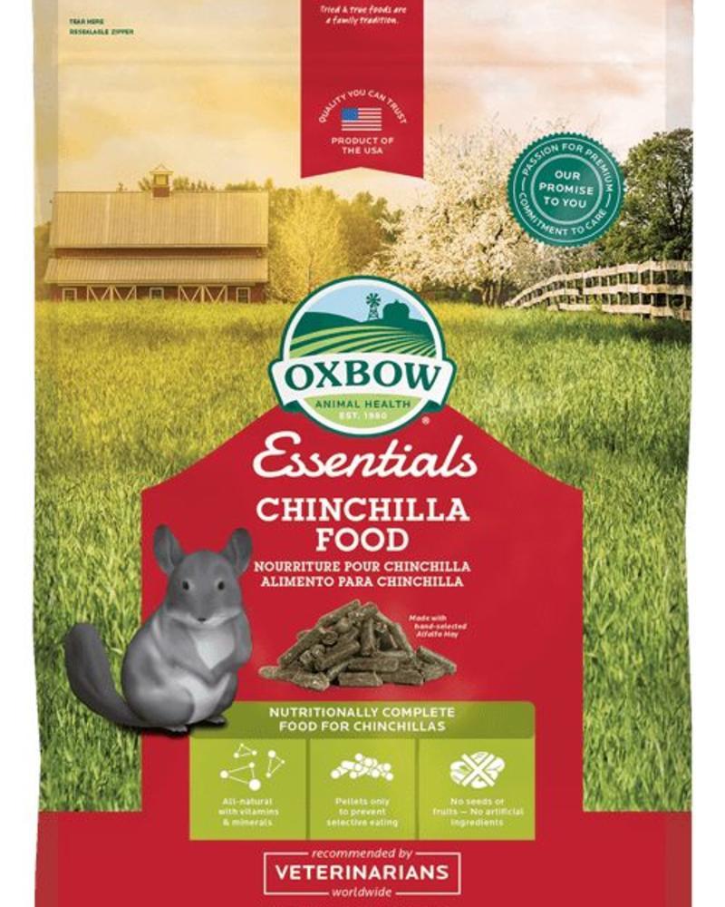 Oxbow Oxbow Essentials Chinchilla voeding