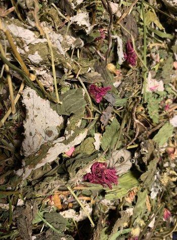 Bladerenmix kl. gewicht