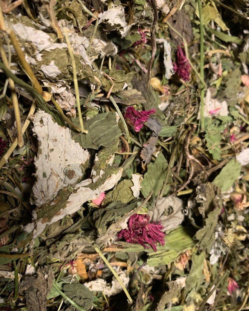 Bladerenmix gr. gewicht