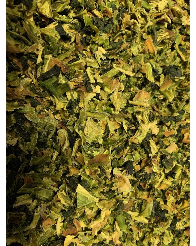 Broccoli vlokken - Brassica oleracea var. italica Plenck