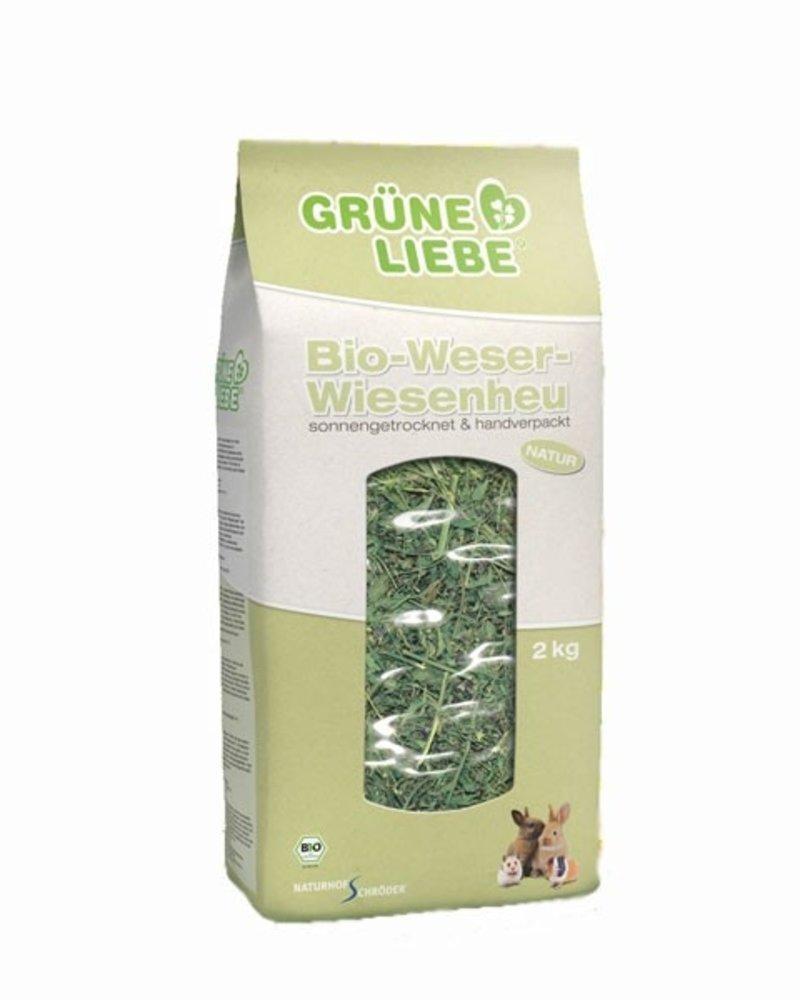 Grüne Liebe, BIO-hooi, 2 kg