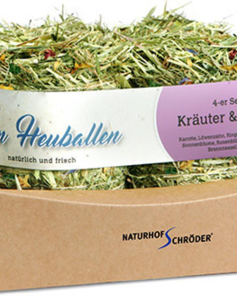 Natur Liebe, weidehooibal mix 4x150 gr