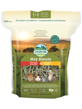 Oxbow hay blend: Western Timothy en Orchard Grass