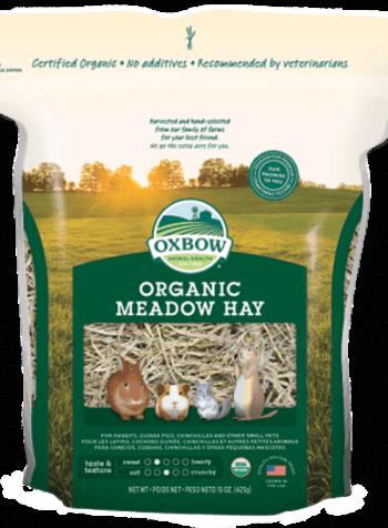 Oxbow, Organic Meadow Hay 1.1 kg