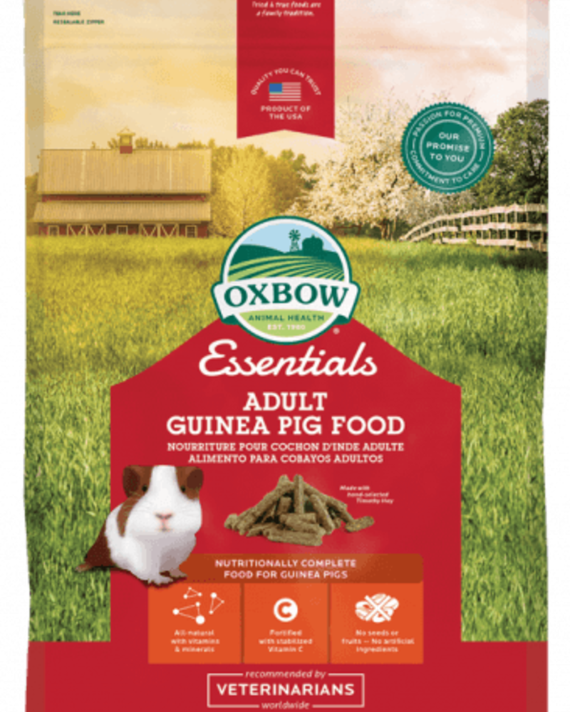 Oxbow Oxbow, Essentials cavia voeding 4.5 kg