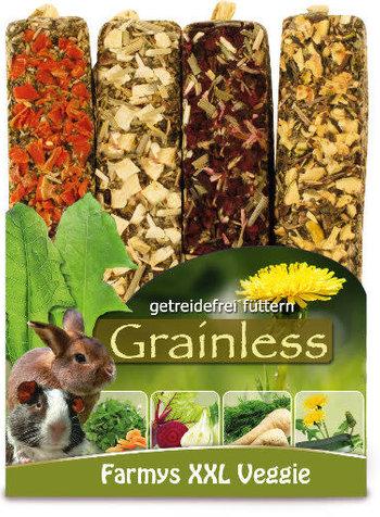 JR FARM Grainless Farmy's Veggie