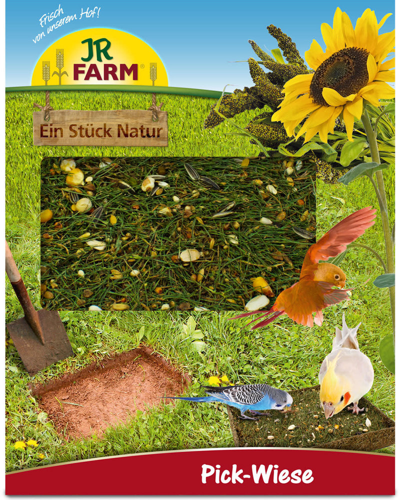 JR FARM Jr-Farm prairie pour picorer