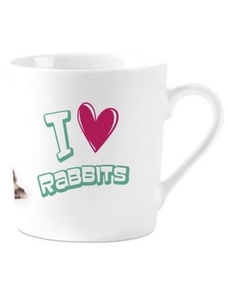 Drinktas, I Love Rabbits