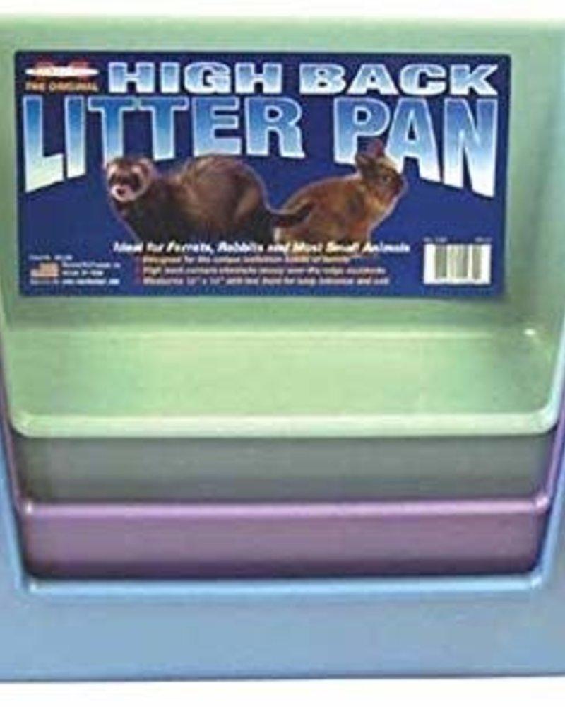 Fretten/ konijnen toilet