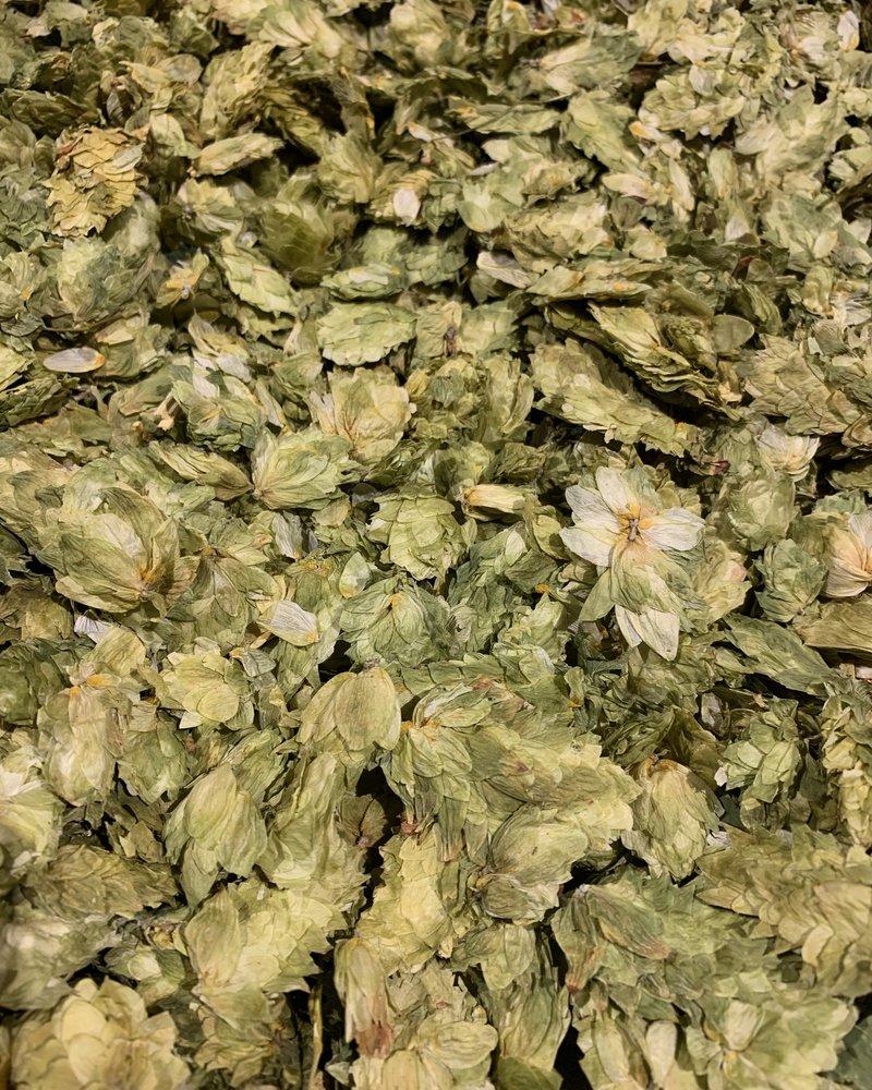 Hopbloemen gr.gewicht