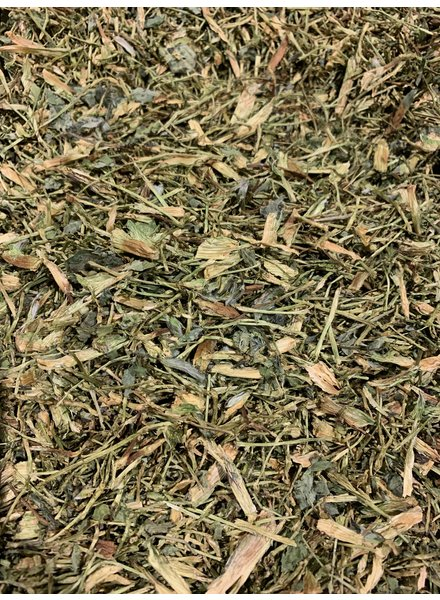 Red clover stems with leaves 100 gr - 1kg