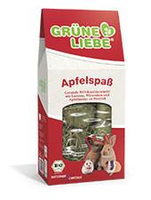 Grüne Liebe, BIO-Snack Appelplezier