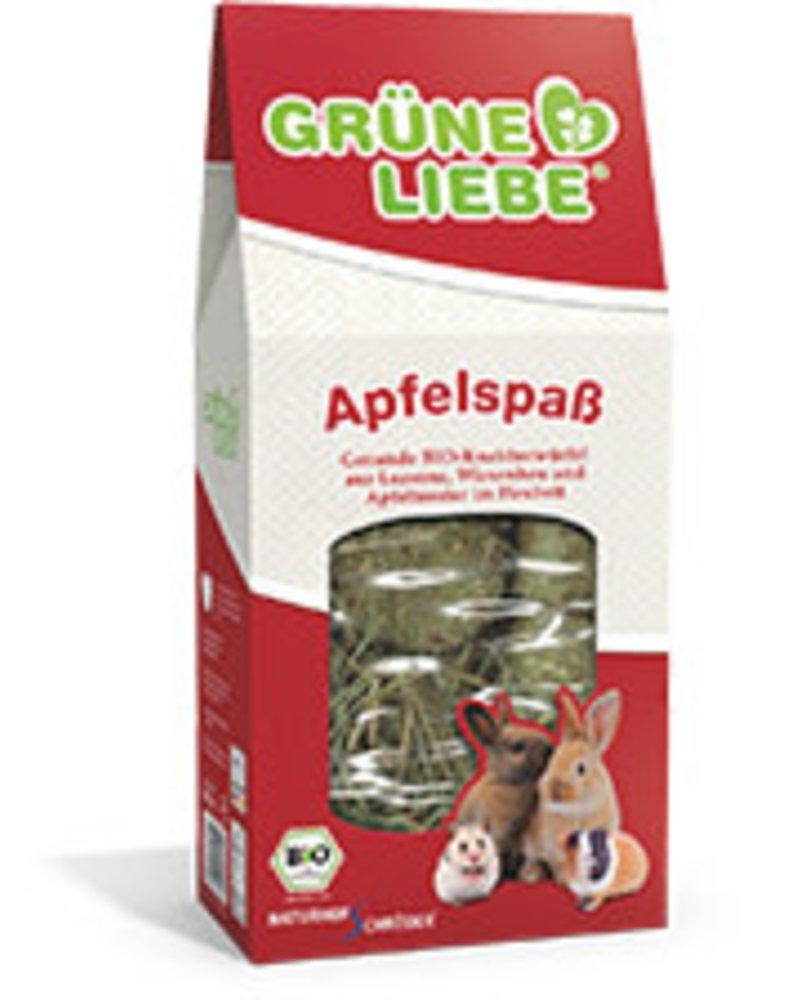 Grüne Liebe, BIO-Appelsnack