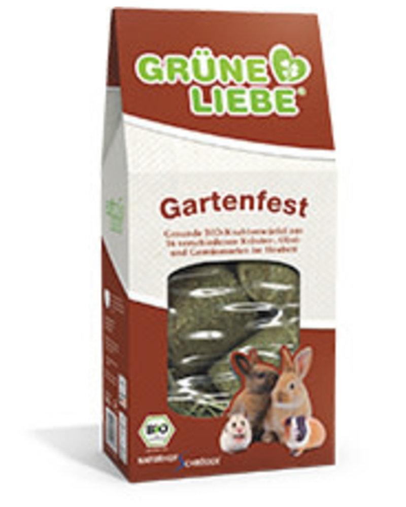 Grüne Liebe, Bio-Snack Tuinfeest