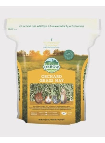 Actie, Oxbow Orchard Grass 0.425gr